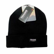 Thinsulate Winter Solid Hats for Men