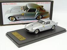 Carrara Models 1/43 - FERRARI 250 GT TDF COMPETIZIONE 1958 Silver