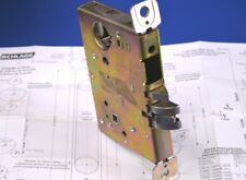 Slage Electronically Controlled Single Pt. Mortise Lock L9080 24V