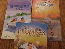 BJU Readers-Pelts & Promises/Derwood Inc./Treasure of Pelican Cove