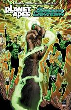 Planet of the Apes/Green Lantern Crossover Softcover Graphic Novel