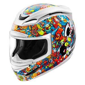 ICON Helmet Airmada Motorcycle Helmet Full Face Helmet