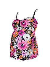 New Maternity Coco Beach 2 Piece Tankini Bikini Swimsuit S M L XL Set