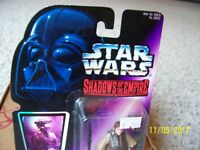 1996 Kenner Star Wars Shadows Of The Empire Princess Leia Organa in Disguise NEW
