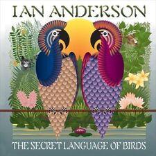 IAN ANDERSON (JETHRO TULL) - THE SECRET LANGUAGE OF BIRDS NEW CD