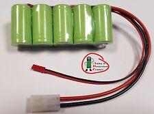 Carson NiMH-RX-Pack-6V-SubC3000mAh TAM/BEC