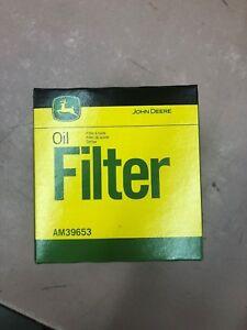 John Deere Original Oil Filter AM39653 TRANSMISSION FILTER