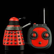 Doctor Who Figure Red Remote Control Dalek RC Drone Radio New 163