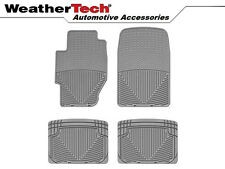 WeatherTech All-Weather Floor Mats - Honda Civic - 2001-2005 - Grey