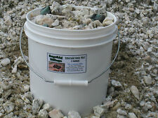 THE EMERALD ONLY MIX!  Two gallons of rough mine ore includes real Emeralds!