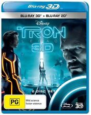 Sci-Fi Action Adventure 3D DVDs & Blu-ray Discs