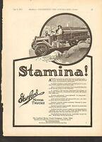 1917 VINTAGE MAGAZINE AD #00043 - GARFORD MOTOR TRUCK