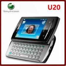 Sony Ericsson Xperia X10 mini pro U20 U20a - BLACK White (Unlocked) Smartphone