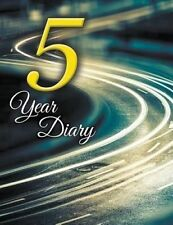 NEW 5 Year Diary by Speedy Publishing LLC