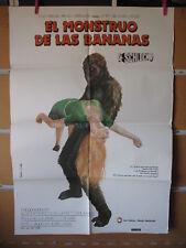 A4229 El monstruo de las bananas John Landis,  Saul Kahan,  Joseph Piantadosi,