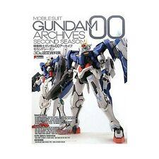 Gundam 00 Archives Second Season 3D & Analytics Art Model Kit Book