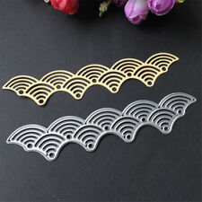 Metal Cutting Dies Stencil Scrapbooking Paper Card Embossing CraftFE