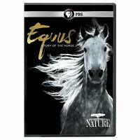 Nature Equus Story of the Horse DVD 2019 PBS Brand New