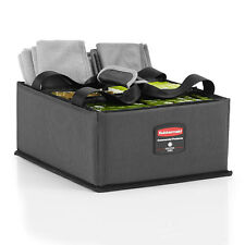 Rubbermaid Quick Cart Caddy Large replacement for Medium and Large Quick Carts