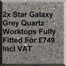 Granite  Quartz Worktops fully fitted