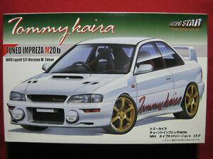 Subaru Tuned Impreza Tommy Kaira WRX Type R STi Version IV 4 M20b 1/24 Fujimi