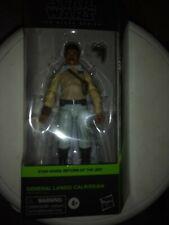 Star Wars The Black Series ROTJ General Lando Calrissian Figure