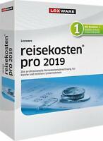 Lexware reisekosten pro 2019 Jahresversion PC Minibox NEU & OVP, VERSIEGELT