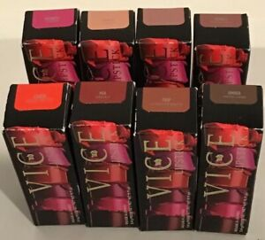 URBAN DECAY VICE LIPSTICK  YOU CHOOSE NEW WBOX