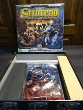 Sealed pieces Stratego 50 Years  Classic Game of Battlefield Strategy  Complete