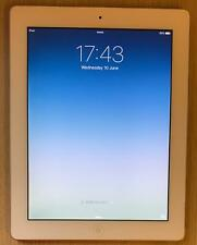 Apple iPad 2nd Gen 16GB, Wi-Fi 9.7in White 204