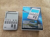 Sony 12 Device (RM-AV2100) LCD Universal Integrated Touchscreen Remote Commander