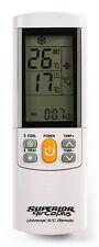 Mando a distancia universal para las instalaciones de aire acondicionado véase la descripción del artículo