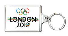 LONDON 2012 OLYMPICS KEYRING SOUVENIR