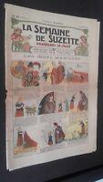 Revista Dibujada La Semana De Suzette que Aparecen El Jueves 1924 N º 53 ABE