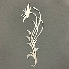 Flower Accent Metal Wall Art Decoration Skilwerx Modern Floral 12