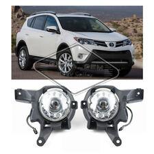 Led Fog Lights For 2013 2014 2015 Toyota Rav4 Bumper Driving Lamps Kit