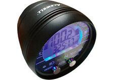 Acewell 2856AB Digital Speedo Speedometer Dash Black Billet Pod NEW
