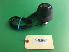 Attendant Joystick  Quantum  Power Wheelchair 1752-2109  - CTLDC 1558  #B647