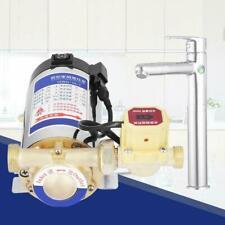 Bomba reforzadora de presión automático 220 V 100 W Hogar Agua del Grifo Pipeline bomba INM