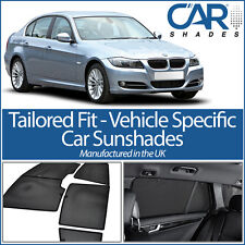 BMW 3 Series 4dr 2005-2012 CAR WINDOW SUN SHADE BABY SEAT CHILD BOOSTER BLIND UV