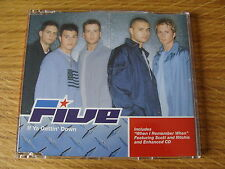 CD Single: Five : If Ya Gettin' Down