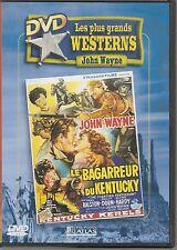 DVD ZONE 2--LE BAGARREUR DU KENTUCKY--JOHN WAYNE/OLIVER HARDY/WAGGNER
