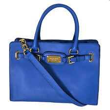 Michael Kors Handbag Hamilton Purse 38t1xhmt9l Tote Ew Large Chain Strap Gold