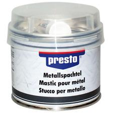 Metallspachtel Presto 250g Auto Spachtelmasse 2K Polyester Metall Füllspachtel