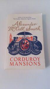 Corduroy Mansions (Anglais) - Alexander McCall Smith