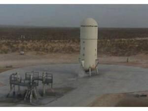 3d printed PM-2 (New Shepard) Blue Origin 1:72
