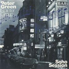 PETER GREEN SPLINTER GROUP - Soho Session 2 CD SET NUMBERED LIMITED