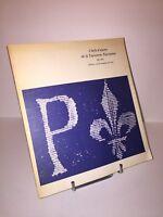 Chefs-d'oeuvre de la Tapisserie Parisienne 1597-1662. Catalogue expo 1967