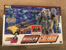 CM's Cms Brave Gokin Mugen CALIBUR 21 Dorvack Roadbuster Limited Edition Variant