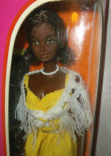 Vintage 1976 Barbie Deluxe Quick Curl Cara Doll #9220